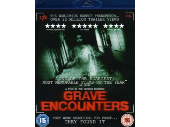 Grave Encounters (Blu-Ray)