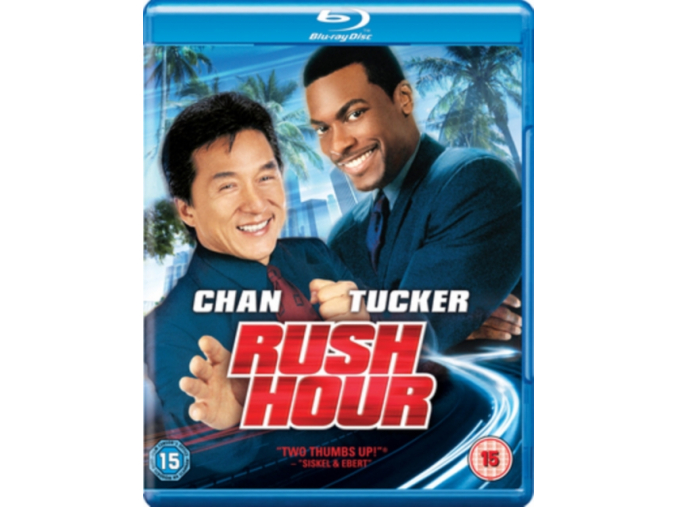 Rush Hour (Blu-Ray)