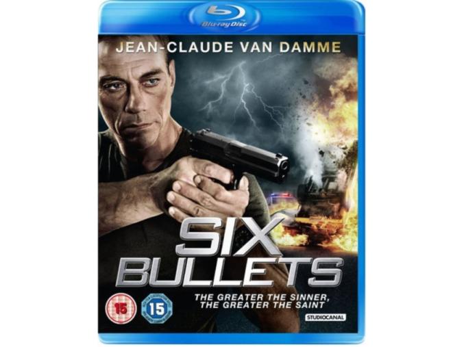 Six Bullets (Blu-Ray)