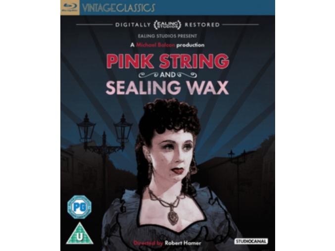 Pink String And Sealing Wax (Blu-Ray)
