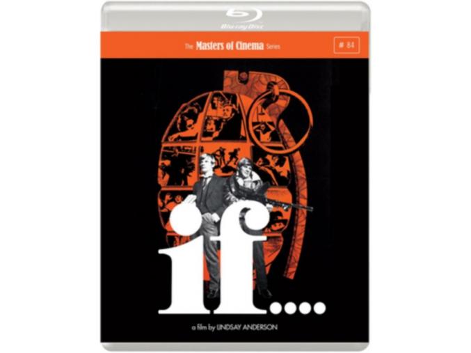 if.... (Masters of Cinema) (Blu-ray)
