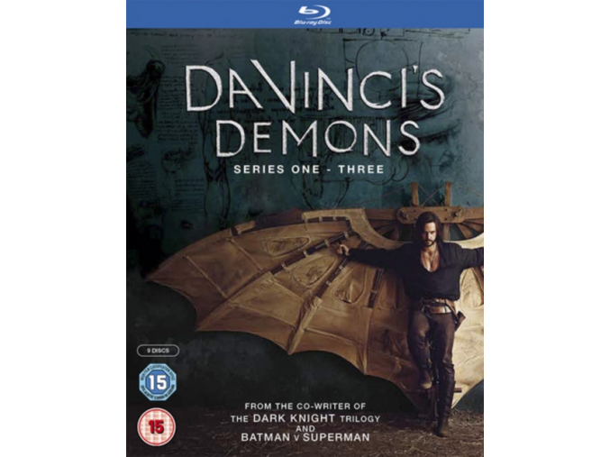 Da Vinci's Demons Box Set Series 1-3 (Blu-ray)