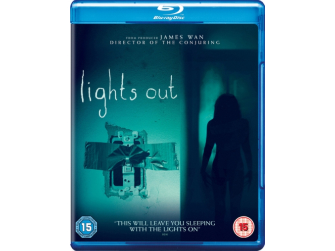 Lights Out [Blu-ray] (Blu-ray)