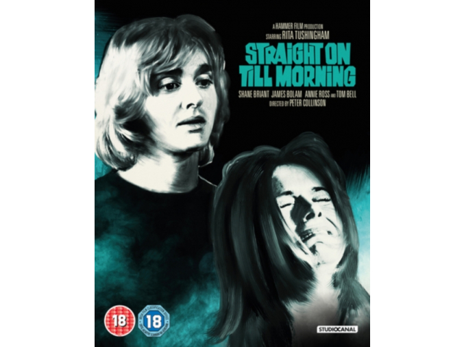 Straight On Till Morning (Doubleplay Blu-ray / DVD)