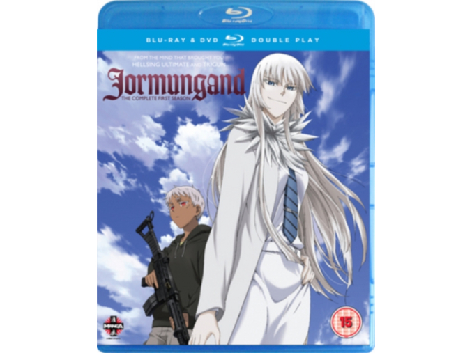 Jormungand: The Complete Season 1 [Blu-ray]