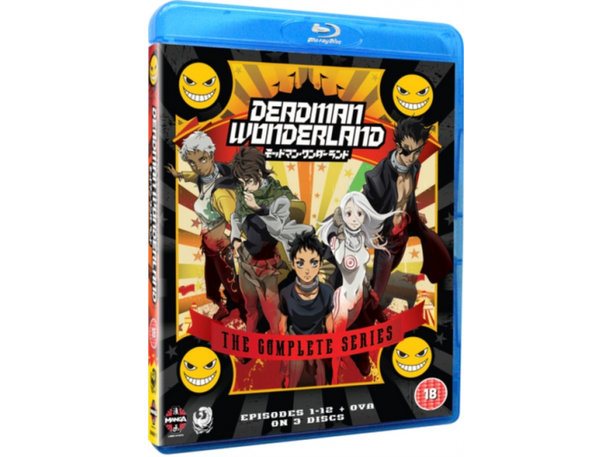 Deadman Wonderland: The Complete Series (Blu-ray)