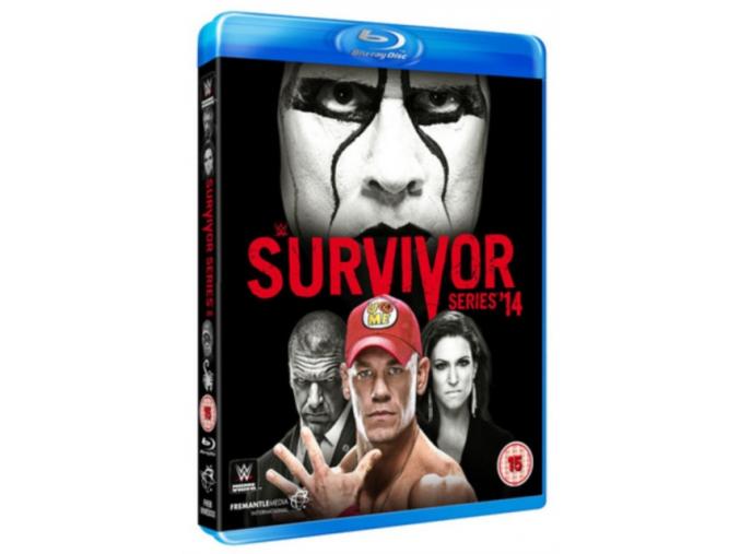 WWE: Survivor Series - 2014 [Blu-ray]