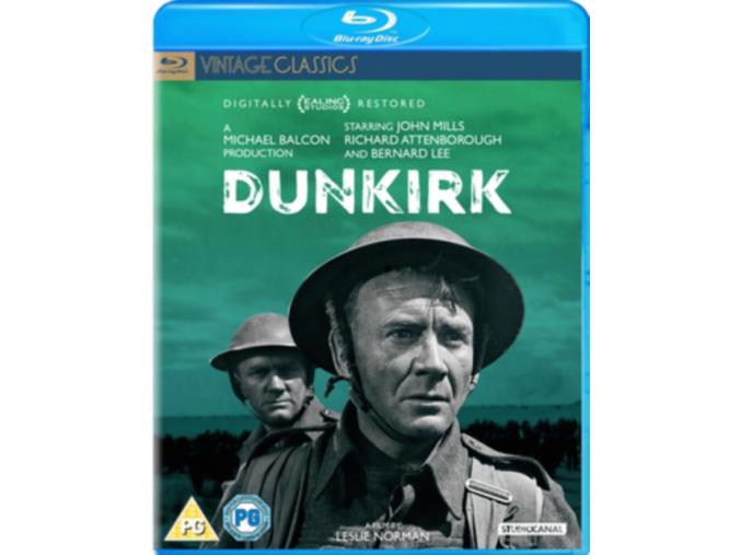 Dunkirk (Digitally Restored) [Blu-ray] (Blu-ray)