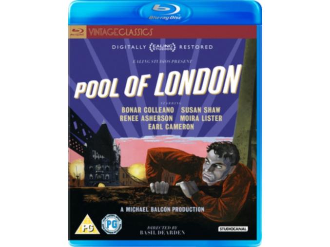 Pool Of London [Blu-ray] [2016] (Blu-ray)