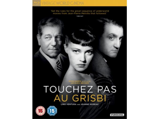 Touchez Pas Au Grisbi [Blu-ray] [1954] (Blu-ray)