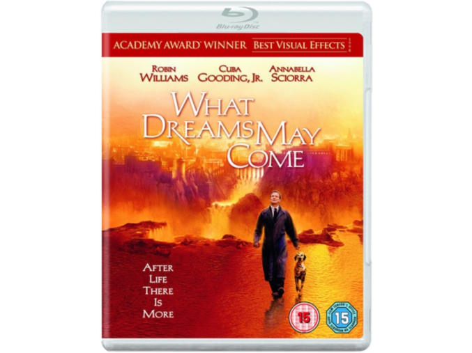 What Dreams May Come [Blu-ray] (Blu-ray)