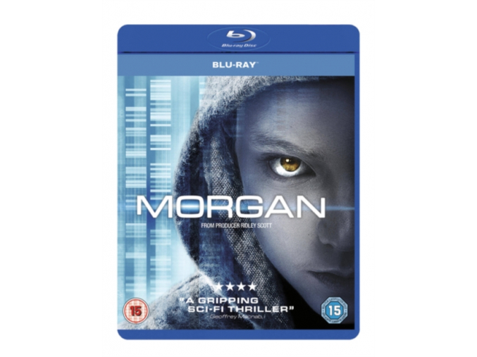 Morgan [Blu-ray] [2016] (Blu-ray)