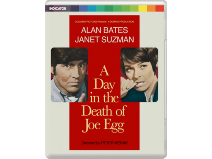 A Day in the Death of Joe Egg (Dual Format Limited Edition) [Blu-ray] [Region Free]