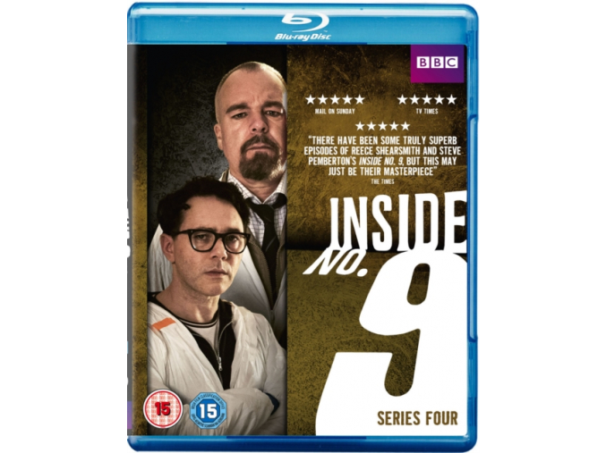 Inside No. 9 Series 4 (Blu-ray)