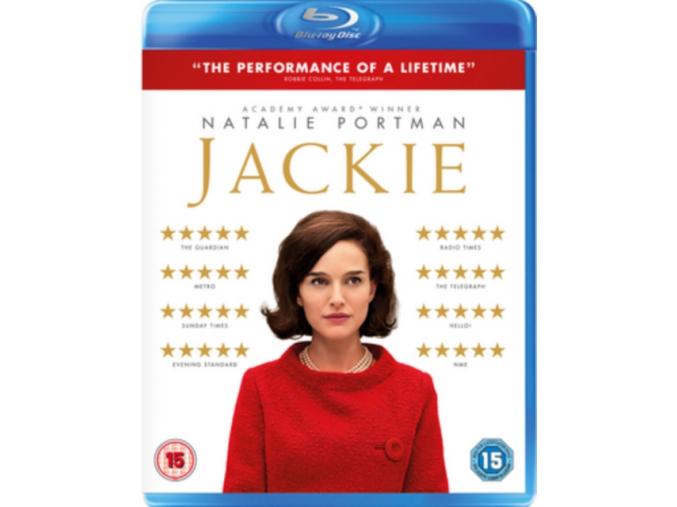 Jackie [Blu-ray] (Blu-ray)