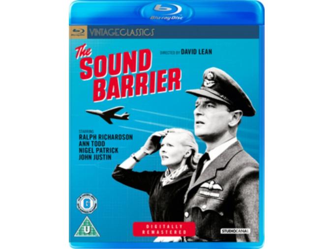 The Sound Barrier (Restored) [Blu-ray]