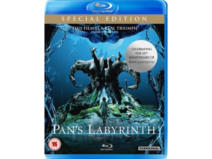 Pan's Labyrinth: Special Edition (Blu-Ray)