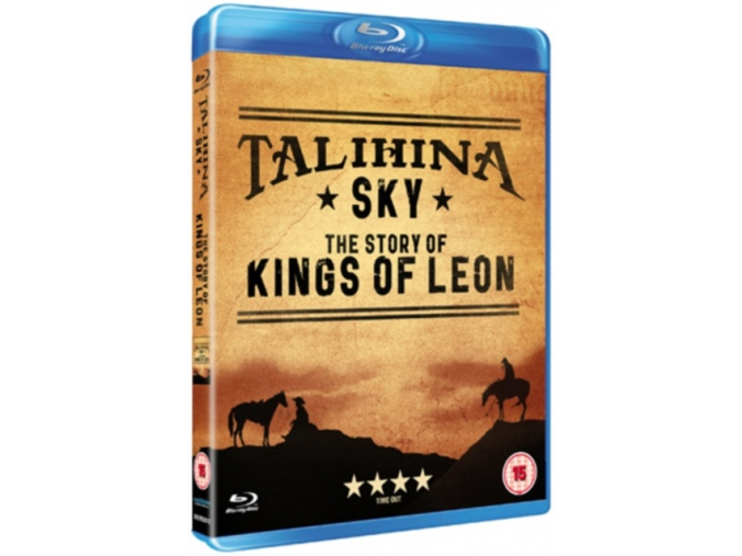 Kings of Leon - Talihina Sky: The Story Of Kings of Leon (Blu-ray)