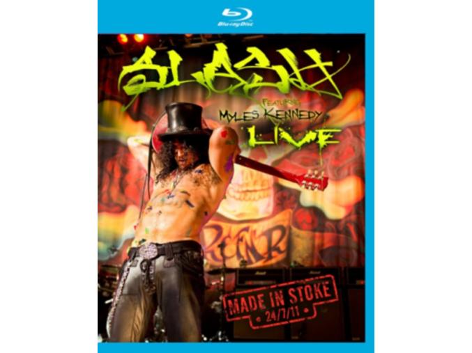 Slash - Made In Stoke (Blu-Ray)