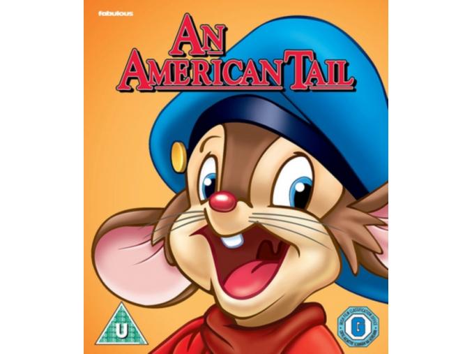 An American Tail [Blu-ray] (Blu-ray)