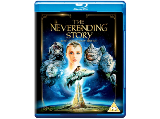 The Neverending Story - 30th Anniversary Edition (Blu-ray)