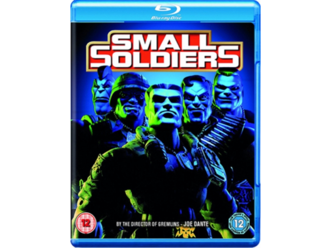 Small Soldiers [Blu-ray] (Blu-ray)