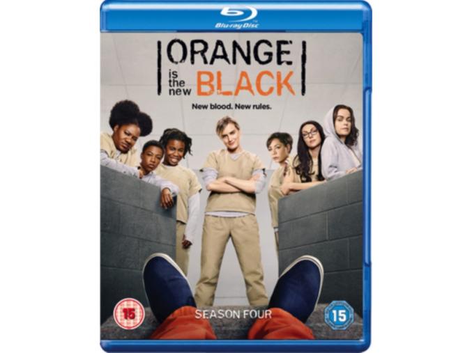 Orange is the New Black Season 4 [Blu-ray] (Blu-ray)