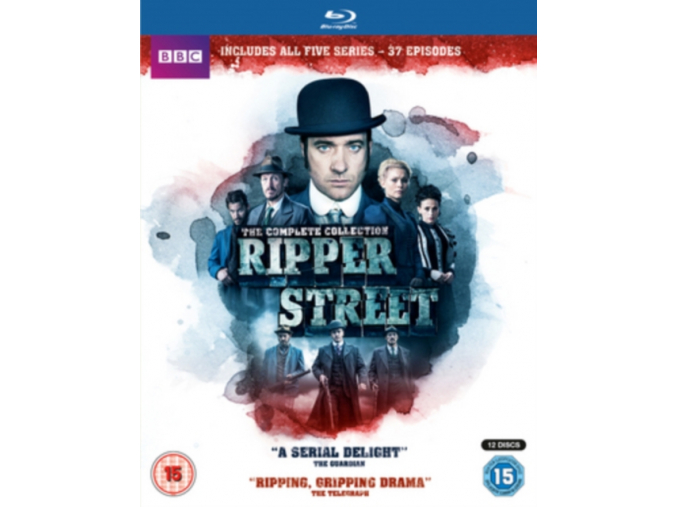 Ripper Street - The Complete Collection (Blu-ray)