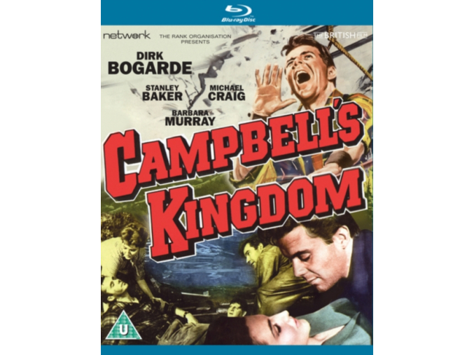 Campbell's Kingdom (1957) (Blu-ray)