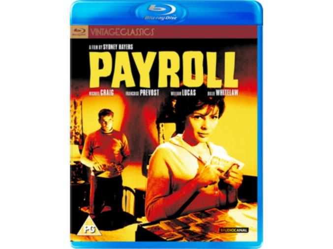Payroll *Digitally Restored [Blu-ray]