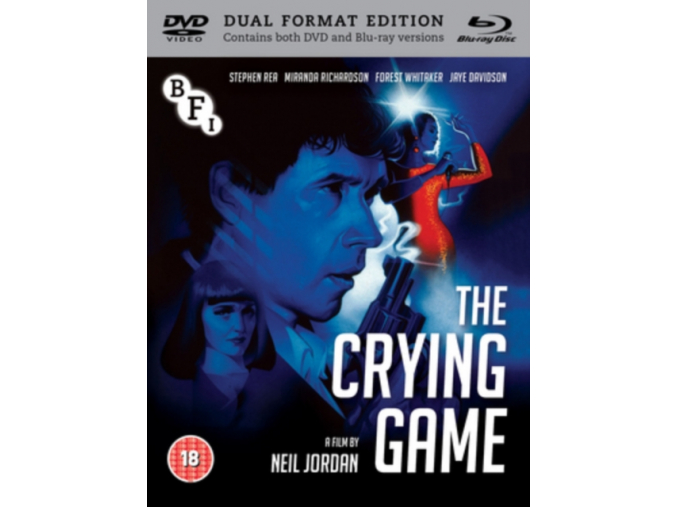 The Crying Game (DVD + Blu-ray)
