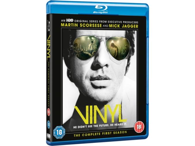 Vinyl - Season 1 [Blu-ray]