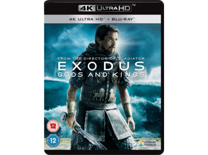 Exodus [4K Ultra HD Blu-ray]