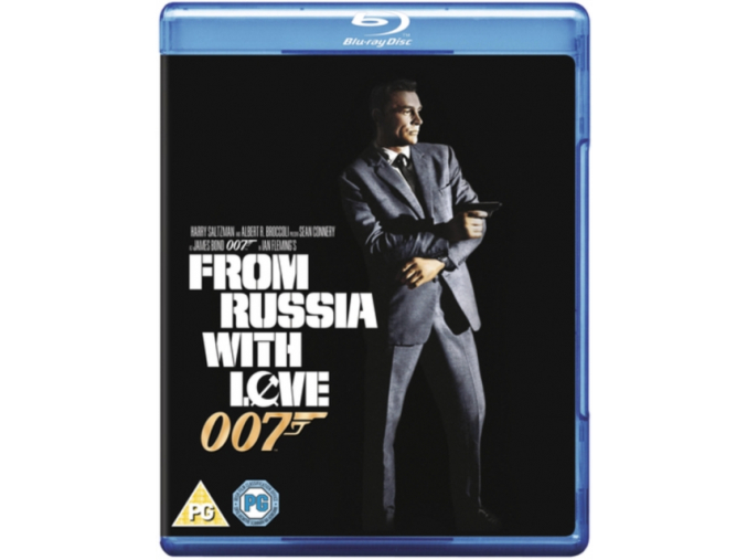 From Russia With Love [Blu-ray + UV Copy]