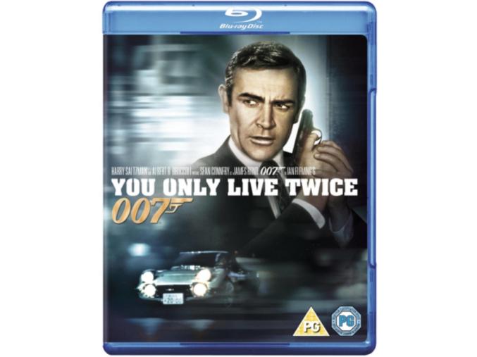 You Only Live Twice [Blu-ray + UV Copy]