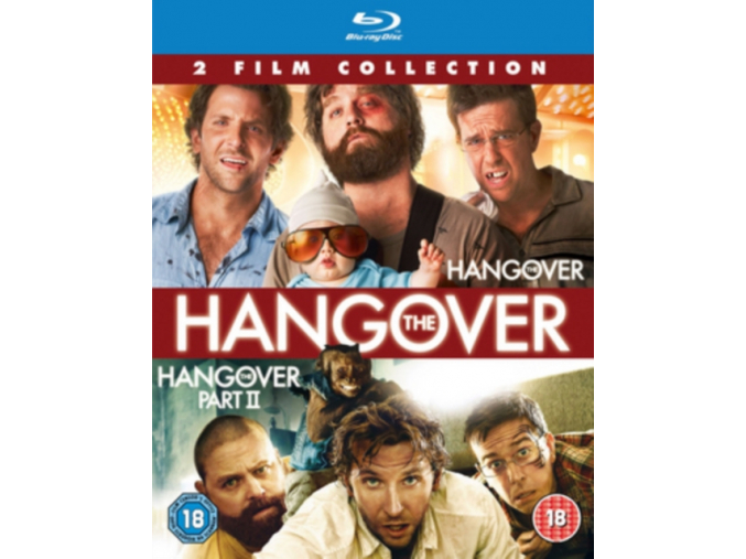 The Hangover/The Hangover Part II Double Pack (Blu-ray)