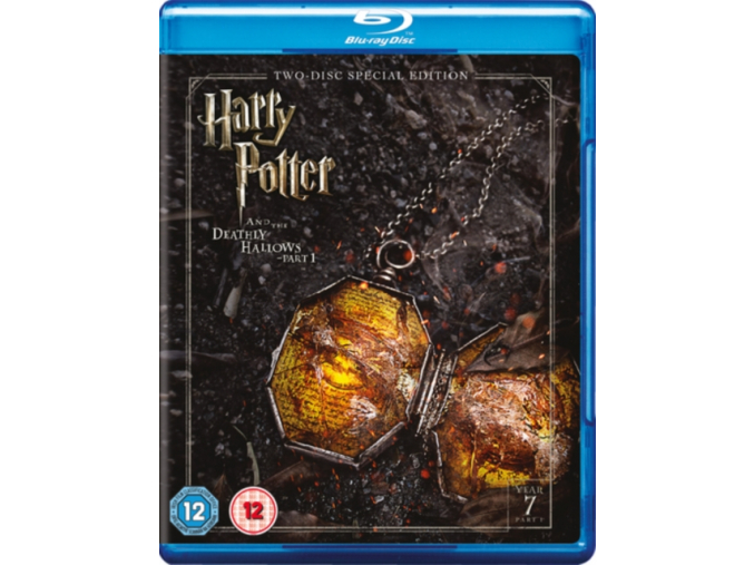 Harry Potter And The Deathly Hallows: Part 1 [Blu-ray]