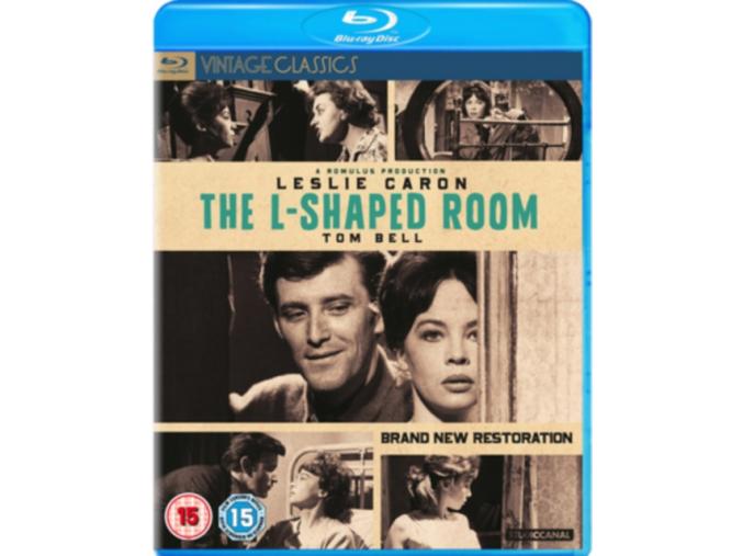 The L-Shaped Room (Digitally Restored) [Blu-ray] [1962] (Blu-ray)