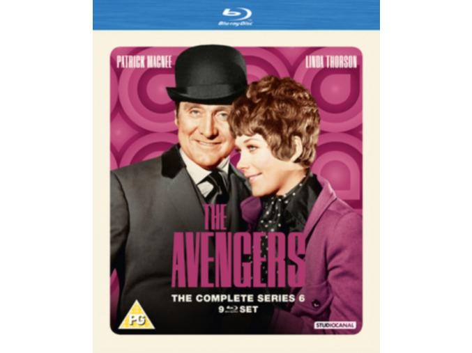 The Avengers Series 6 [Blu-ray]