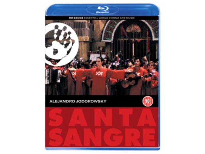 Santa Sangre (Blu-ray)