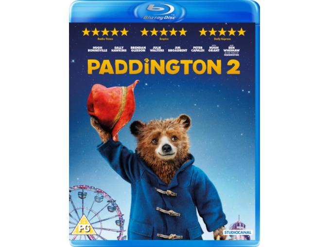 Paddington 2 [Blu-ray] [2017] (Blu-ray)