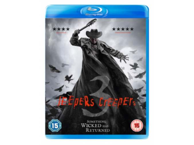 Jeepers Creepers 3 (Blu Ray)