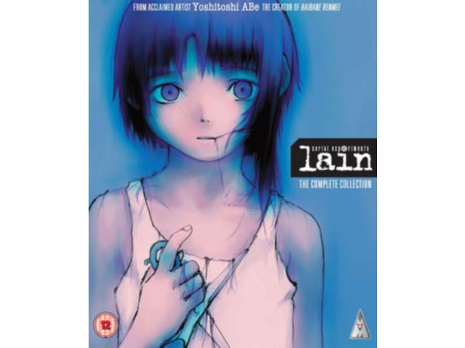 Serial Experiments Lain [Blu-ray] (Blu-ray)