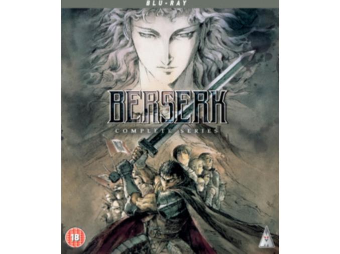Berserk Collection (Standard Edition) [Blu-ray] (Blu-ray)
