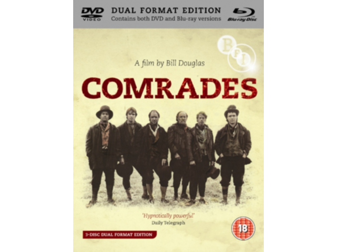 Comrades (DVD + Blu-ray) [1987]