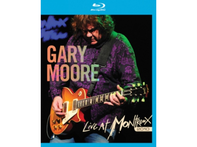 Gary Moore - Live At Montreux 2010 (Blu-Ray)