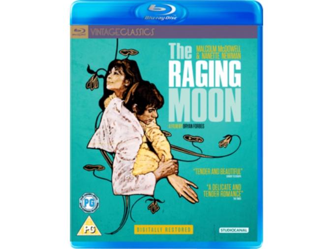 The Raging Moon (Digitally Restored) [Blu-ray] (Blu-ray)