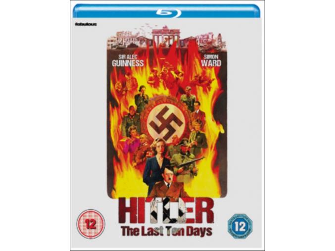 Hitler - The Last Ten Days [Blu-ray] (Blu-ray)