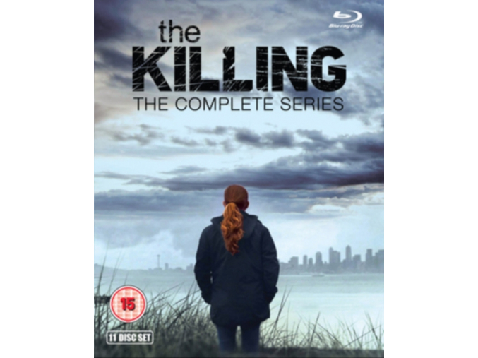 The Killing - The Complete Series (11 disc box set) [Blu-ray] (Blu-ray)