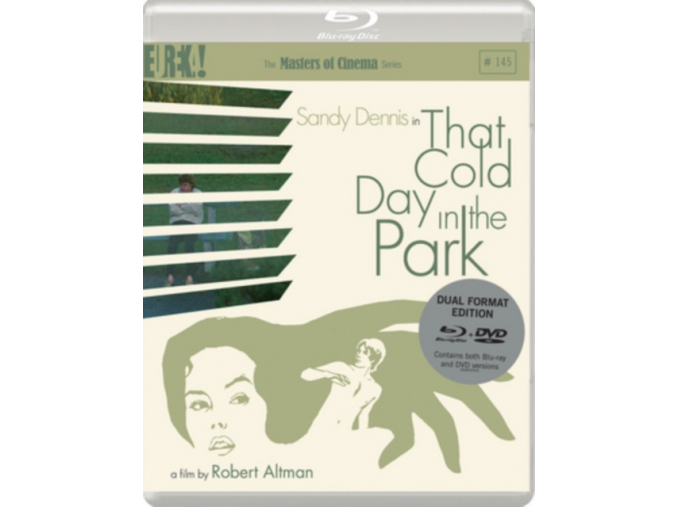 That Cold Day in the Park (1969) (Masters of Cinema) Dual Format (Blu-ray & DVD)